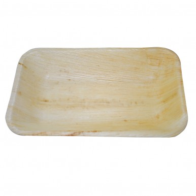 "9""x6"" Rectangle Deep Plate(25 pieces)"