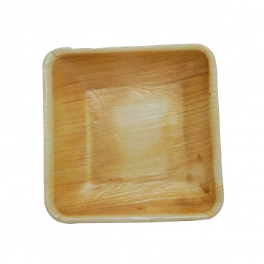 "3""x3"" Square Dipping Plate(25 pieces)"